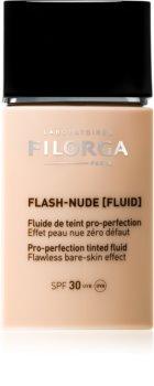 Filorga Flash Nude [Fluid] тонований флюїд для вирівнювання кольору шкіри SPF 30